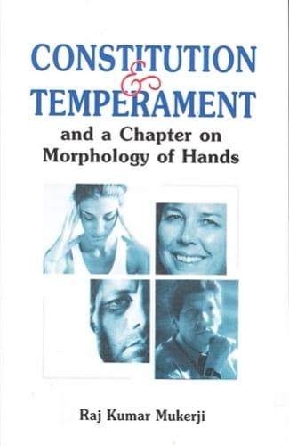 Constitution and Temperament - Raj Kumar Mukerji