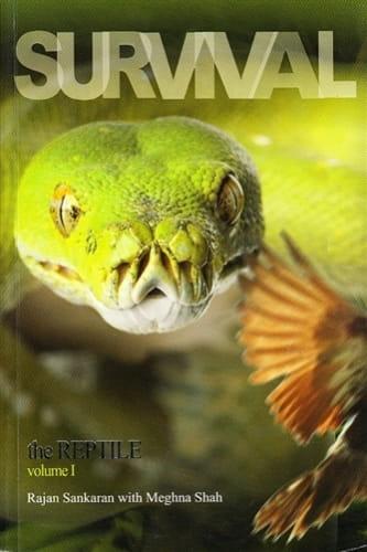 Survival: The Reptile (2 Volumes) - Rajan Sankaran