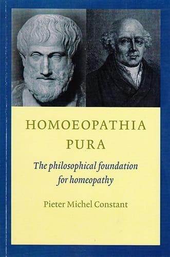 Homoeopathia Pura - Pieter Michel Constant