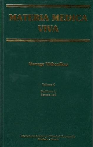 Materia Medica Viva (Volume 4): Bacillinum to Benzoic Acid - George Vithoulkas