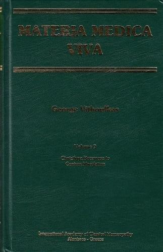 Materia Medica Viva (Volume 9): Cimicifuga Racemosa to Conium Maculatum - George Vithoulkas