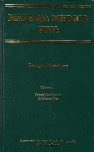 Materia Medica Viva (Volume 11): Ferrum Metallicum to Helleborus Niger - George Vithoulkas