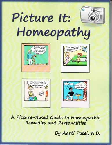 Picture It: Homeopathy - Aarti Patel