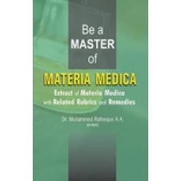 Be a Master of Materia Medica