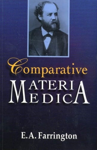 Comparative Materia Medica - Ernest Albert Farrington