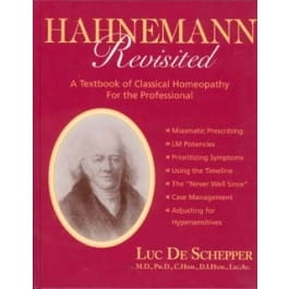 Hahnemann Revisited - Luc de Schepper