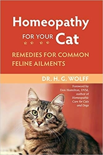 Homeopathy for Your Cat - H G Wolff