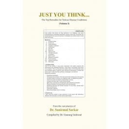 Just You Think ... (Volume 1)