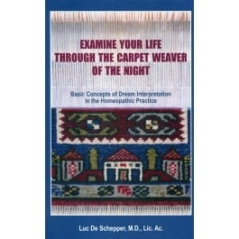 Examine Your Life Through the Carpet Weaver of the Night