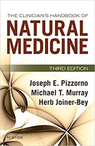 The Clinician's Handbook of Natural Medicine (3rd Ed) - J E Pizzorno, M T Murray, H Joiner-Bey