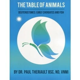 The Table of Animals Part 5: Deuterostomes, Early Chordates and Fish - Paul Theriault