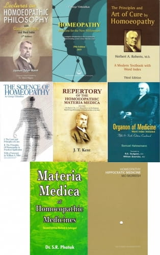 School of Homeopathy Booklist Taster (Complete Set of Books)