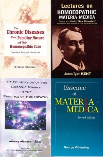 Irish School of Homeopathy Second Year Books