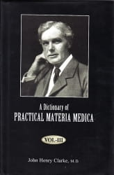 Dictionary of Practical Materia Medica - 3 Volumes