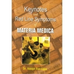 Keynotes and Red Line Symptoms of Materia Medica